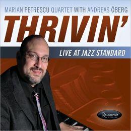 Thrivin': Live at Jazz Standard