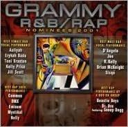 Grammy R&B/Rap Nominees 2001
