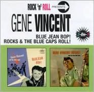 Blue Jean Bop/Gene Vincent Rocks And The Blue Caps Roll