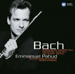 Bach: Brandenburg Concerto No. 5, Orchestral Suite No. 2, etc.