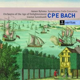 C.P.E. Bach Symphonies and Cello Concertos
