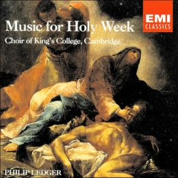 Music for Holy Week