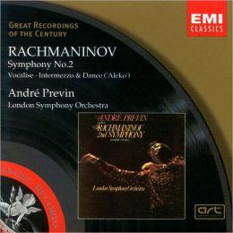 Rachmaninoff: Symphony No. 2, etc.