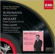 Schumann: Piano Concerto; Mozart: Piano Concerto No. 21