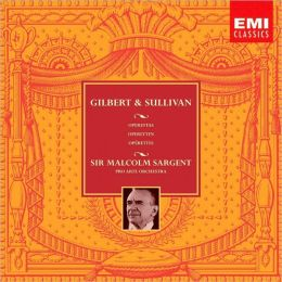 Gilbert & Sullivan Operettas [Box Set]