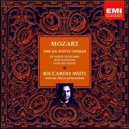 Mozart: The da Ponte Operas [Box Set]
