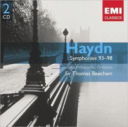 Haydn: Symphonies Nos. 93-98