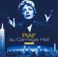 Carnegie Hall 1956-1957 (Edith Piaf)