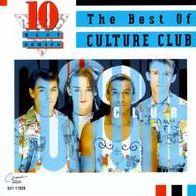 The Best of Culture Club [EMI]