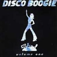 Disco Boogie, Vol. 1