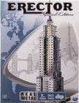 Product Image. Title: Meccano Empire State Building