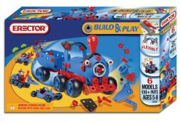Erector Build and Play Train