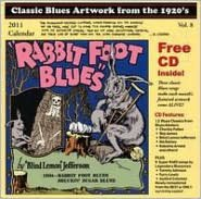 Classic Blues Artwork from the 1920's, Vol.8