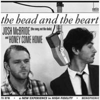 Josh McBride/Honey Come Home
