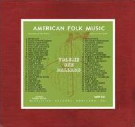 Anthology of American Folk Music, Vol. 1