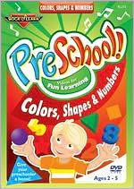 Rock 'N Learn: Colors, Shapes & Numbers