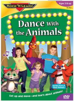 Rock 'N Learn: Dance with the Animals