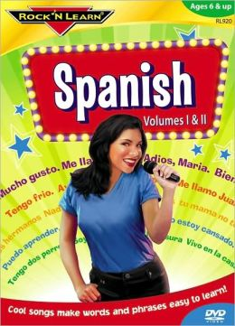 Rock learn spanish vhs