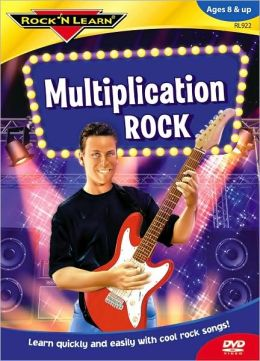 Rock 'N Learn: Multiplication Rock