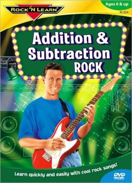 Rock 'N Learn: Addition & Subtraction Rock