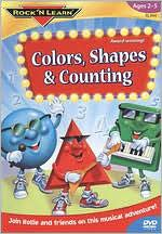 Rock 'N Learn: Colors, Shapes & Counting