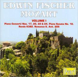 Edwin Fischer plays Mozart