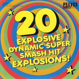 20 Explosive Dynamic Super Smash Hit Explosions!