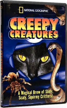 National Geographic Kids: Creepy Creatures