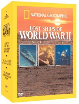 National Geographic: Lost Ships of Wwii