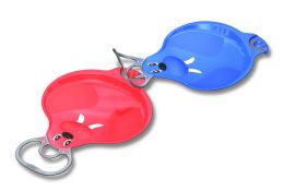Connectible Sleds (Small) - 2 Pack (Red/ Blue)