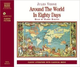 Around the World in 80 Days [Audiobook]