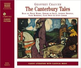 Canterbury Tales [Audio Book]