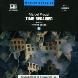 Time Regained: Remembrance Of Things Past Xii (Proust / Jason)