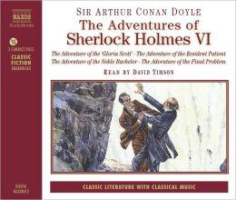 Adventures of Sherlock Holmes, Vol. 6