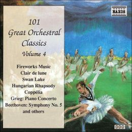 101 Great Orchestral Classics, Vol. 4
