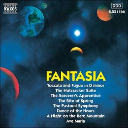 Fantasia [Naxos]