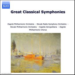 Great Classical Symphonies (Great Classical Symphonies / Various)
