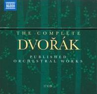 Dvorák: The Complete Published Orchestral Works