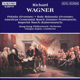 Richard Wagner: Marches-Overtures