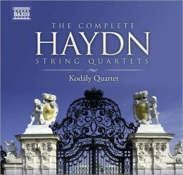 The Complete Haydn String Quartets [Box Set]