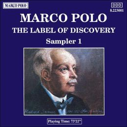 Marco Polo: The Label of Discovery, Vol. 1