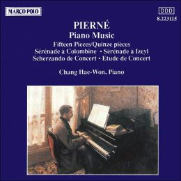 Gabriel Pierné: Piano Music