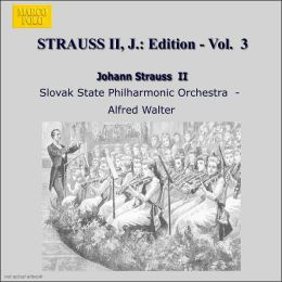 J. Strauss, Jr. Edition, Vol. 3