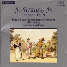 J. Strauss, Jr. Edition, Vol. 9