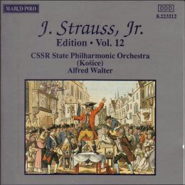 J. Strauss, Jr. Edition, Vol. 12