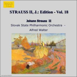 J. Strauss, Jr. Edition, Vol. 18