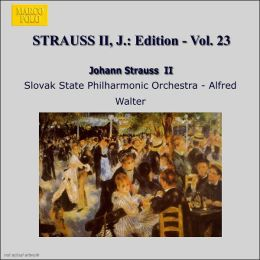 J. Strauss, Jr. Edition, Vol. 23