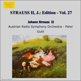 J. Strauss, Jr. Edition, Vol. 27