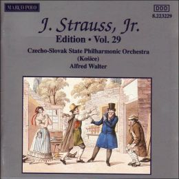 J. Strauss, Jr. Edition, Vol. 29