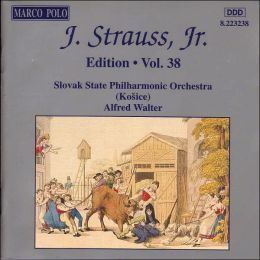 J. Strauss, Jr. Edition, Vol. 38
